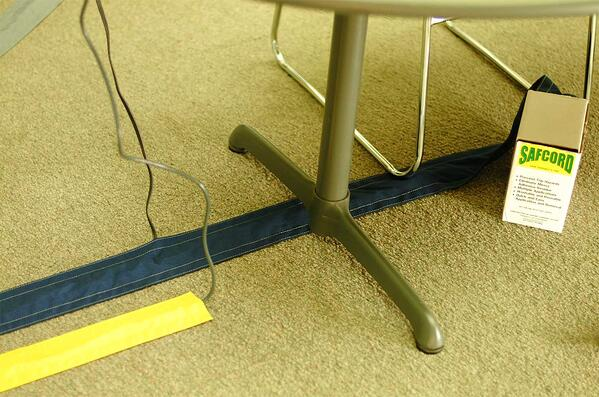 SAFCORD under table